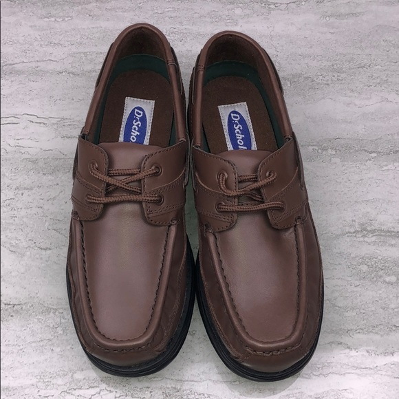 Dr. Scholl's Other - NWOB DR. SCHOLL'S Boat Shoes Brown
